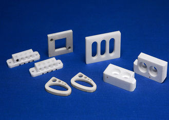 3.92 G/cm3 Insulation Anti Wear Ceramics Plate Zirconia Ceramics Parts