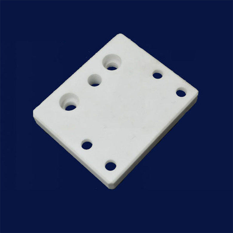 Ceramic Insulation Thermal Pads 4mm Alumina Oxide Ceramic Plate